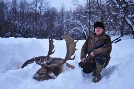 chasse en Bulgarie février 2020 110